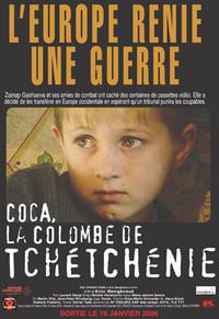 """Il documentario di Eric Bergkraut """"Coca, la colomba della Cecenia"""""""