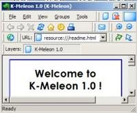 K-Meleon 1.0, il parente geek di Firefox