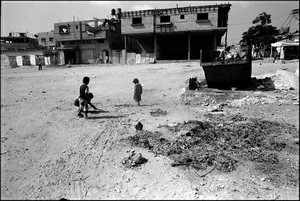 Campo profughi di Jabalia Gaza City