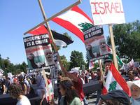 A Washington la più grande protesta contro l'attacco degli Stati Uniti e di Israele al Libano ed alla Palestina