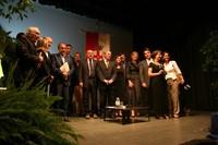Foto di gruppo della cerimonia