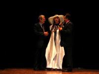 Roberto Morrione ex direttore di RAINEWS24. A lui IPB-Italia ha offerto un premio alla carriera.