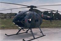 L'elicottero NH500