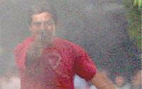 Brad Will mentre viene ucciso da un poliziotto ad Oaxaca