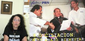 Monica Baltodano e l'accordo Ortega-Obando-Talavera