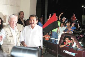 Elezioni Nicaragua 2006