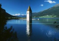 Quel campanile nel lago...