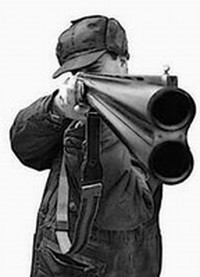 L'uomo è cacciatore ?
