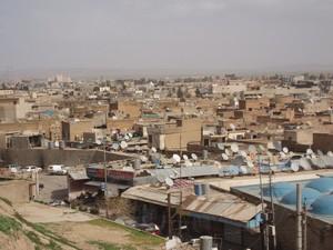 Panorama di Erbil