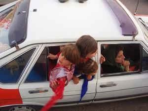 Sulla strada per Erbil
