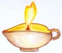 Lucerna per la pace (disegno)