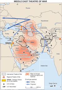 La 'demonizzazione' dei musulmani e la battaglia per il petrolio