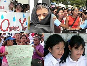 Donne del Nicaragua (Foto G. Trucchi)