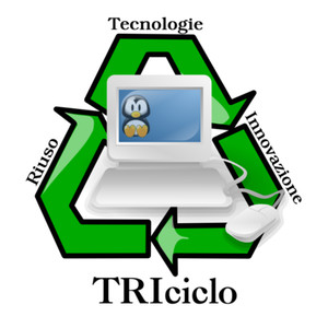 Logo del progetto TRIciclo