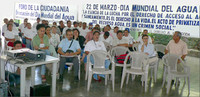 In tutto il Nicaragua si sono svolte attività per la Giornata Mondiale dell'Acqua (© Foto G. Trucchi)