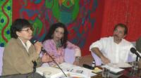 Ruth Herrera di ENACAL presenta alla Commissione interistituzionale la grave situazione che sta vivendo il Nicaragua