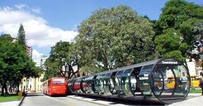 Trasporti a Curitiba (Brasile)