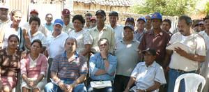 Ex lavoratori ammalati di IRC, vedove e membri della UITA