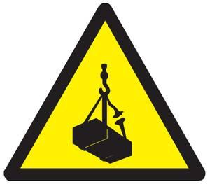 Attenzione: carichi sospesi