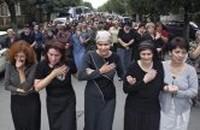 Donne del Caucaso fra guerra e pace