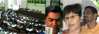 José Figueroa, Ruth Herrera e Victor Hugo Tinoco esprimono opinioni sulla nuova legge