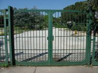 San Ferdinando di Puglia: villa comunale sempre chiusa.