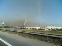"""""""Fuga di gas nella zona industriale intossicati operatori del Sert"""""""