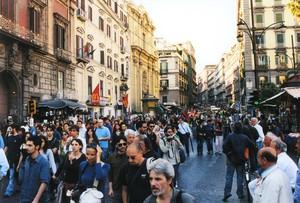 Napoli 19 Maggio, Difendiamo i nostri Territori Via Pessina
