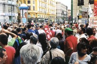 Napoli 19 Maggio - Difendiamo i nostri Territori Piazza Garibaldi