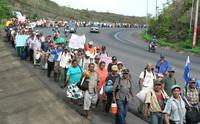 Nicaragua - Bananeros nuovamente a Managua