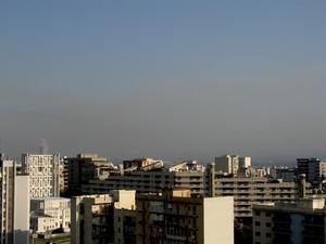 Foto dell'ILVA di Taranto scattata alle 7 e 30, 12 giugno 2007