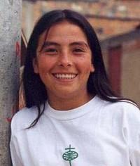 Mayerly Sanchez e il suo sogno