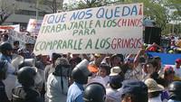 Nicaragua - In sei mesi si contano 6.550 licenziamenti nelle zone franche