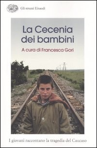 La Cecenia dei bambini (copertina)