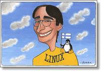 Torvalds riapre alla GPL3, ma con riserva