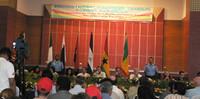 Partiti della sinistra latinoamericana riuniti a Managua