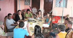 Incontro della Ass. Italia-Nicaragua con ANAIRC