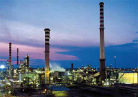 Raffineria ENI di Livorno