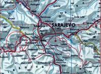 Nella zona di Hadzici sono stati sparati 3.400 proiettili, equivalenti a circa una tonnellata di uranio impoverito.
