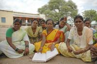 I primi germogli di una nuova speranza per le Donne di Koppal