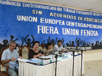 Nicaragua - Il Tribunale Permanente dei Popoli accusa Unión Fenosa