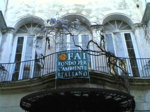 Palazzo Carducci nelle Giornate di Primavera 2007 organizzate dal FAI - Delegazione di Taranto