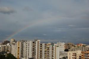 Un Arcobaleno nel cielo di Taranto