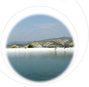 Impianto per il trattamento delle acque