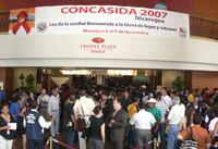 Nicaragua - Vº Congresso Centroamericano su ITS, HIV e Aids (CONCASIDA 2007)