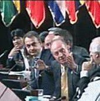Il re Juan Carlos zittisce Chávez