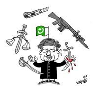 Armi italiane nei conflitti: sospendere le forniture al Pakistan