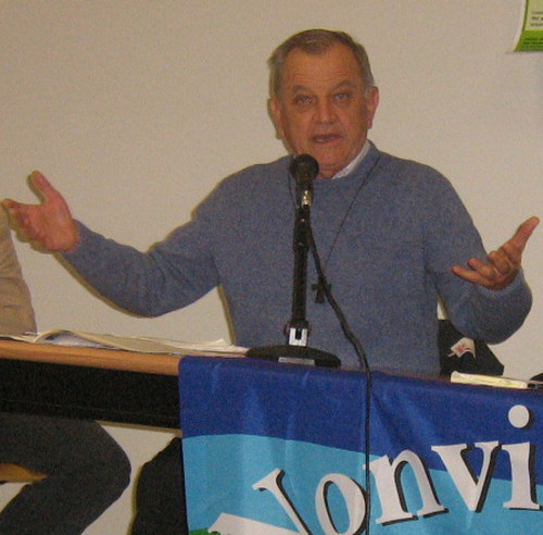 don Albino Bizzotto, Beati costruttori di Pace
